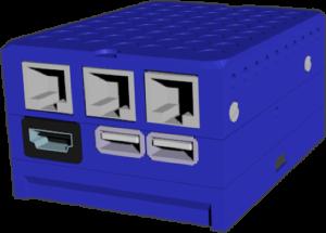Industrierechner auf Raspberry Basis mit mehr als 2 Netzwerkschnittstellen